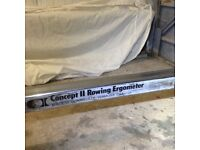 Concept2 rower model B
