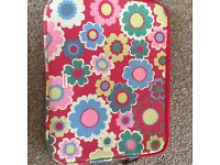 Cath Kidston laptop sleeve in great condition