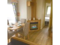 Cheap Center lounge 8 berth Caravan at this stunning Northumberland seaside coast .Site fees paid