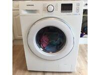 Samsung washing machine 7kg ecobuble
