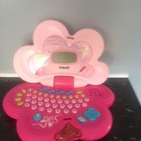 Vtech dancing fairies laptop in good working condition