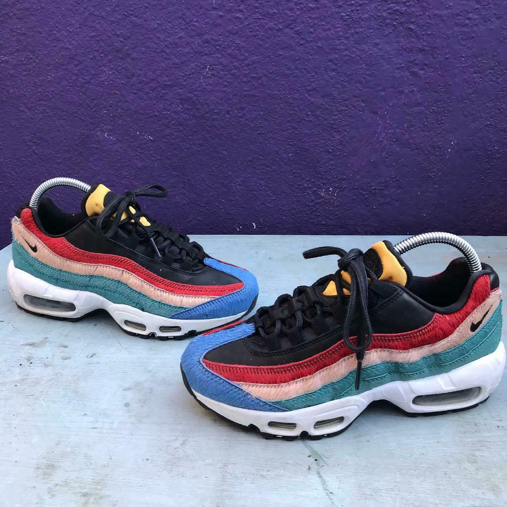 ca76b3be25 Nike Air max 95 trainers size 4 | in Newham, London | Gumtree