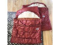 2 x WARM CAMPING SLEEPING BAGS