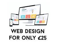 WEB DESIGN | DEVELOPMENT | CHEAPEST PRICES!