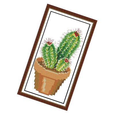 Cleana Arts Gedruckte Stickpackungen 69cm/×54cm R/ückkehr von Weihnachten 11CT Gez/ählt
