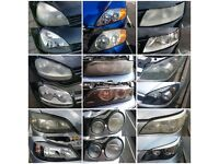 Headlights restoration. Bmw mercedes honda subaru toyota clio astra ford saab vectra porshe audi vw