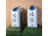 Recycling Office Bins £10 each