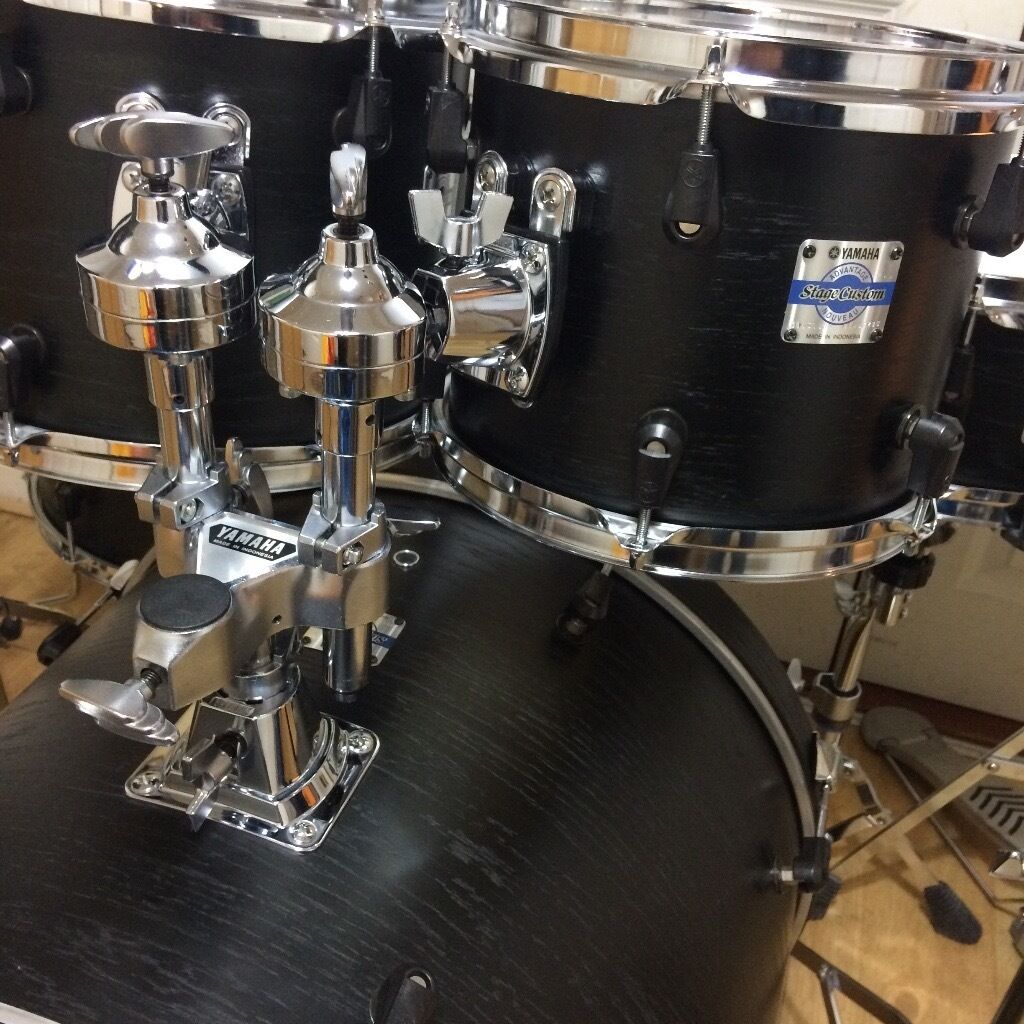 yamaha stage custom advantage nouveau drum kit. Black Bedroom Furniture Sets. Home Design Ideas