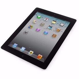 Apple iPad 4th Generation 16GB, Wi-Fi, 9.7in Retina Display --Black