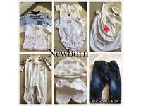 Baby boy bundle newborn, 0-3, 3-6 months