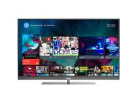 Philips 55PUS7809/12 55 In 4K Ultra HD Freeview 3D Smart TV led WIFI Ambilight.