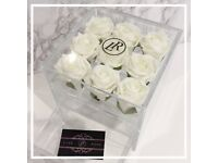 Successful Online Floristry Business for Sale - Artificial Rose Boxes - Everything you need included