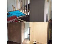 Multiskilled: Plumber, Bricklayer, Plasterer, Garage Conversion, Refurbishment, Tiler and Painter