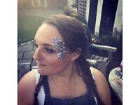Makeup & glitter artist