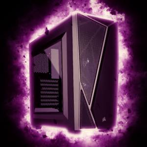 Thunderstorm Gaming PC - i5-8400, 8GB, 240GB SSD   1TB, GTX1070
