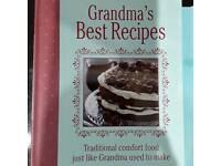 Grandmas best recipes