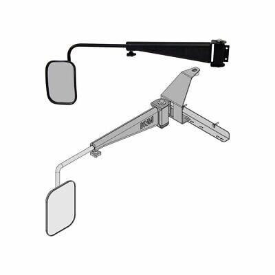 Compatible With John Deere Sound-gard Series Mirror 2040 Series 2040 2140 224