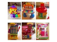 Lots of baby and kids toys and items, huge clearout