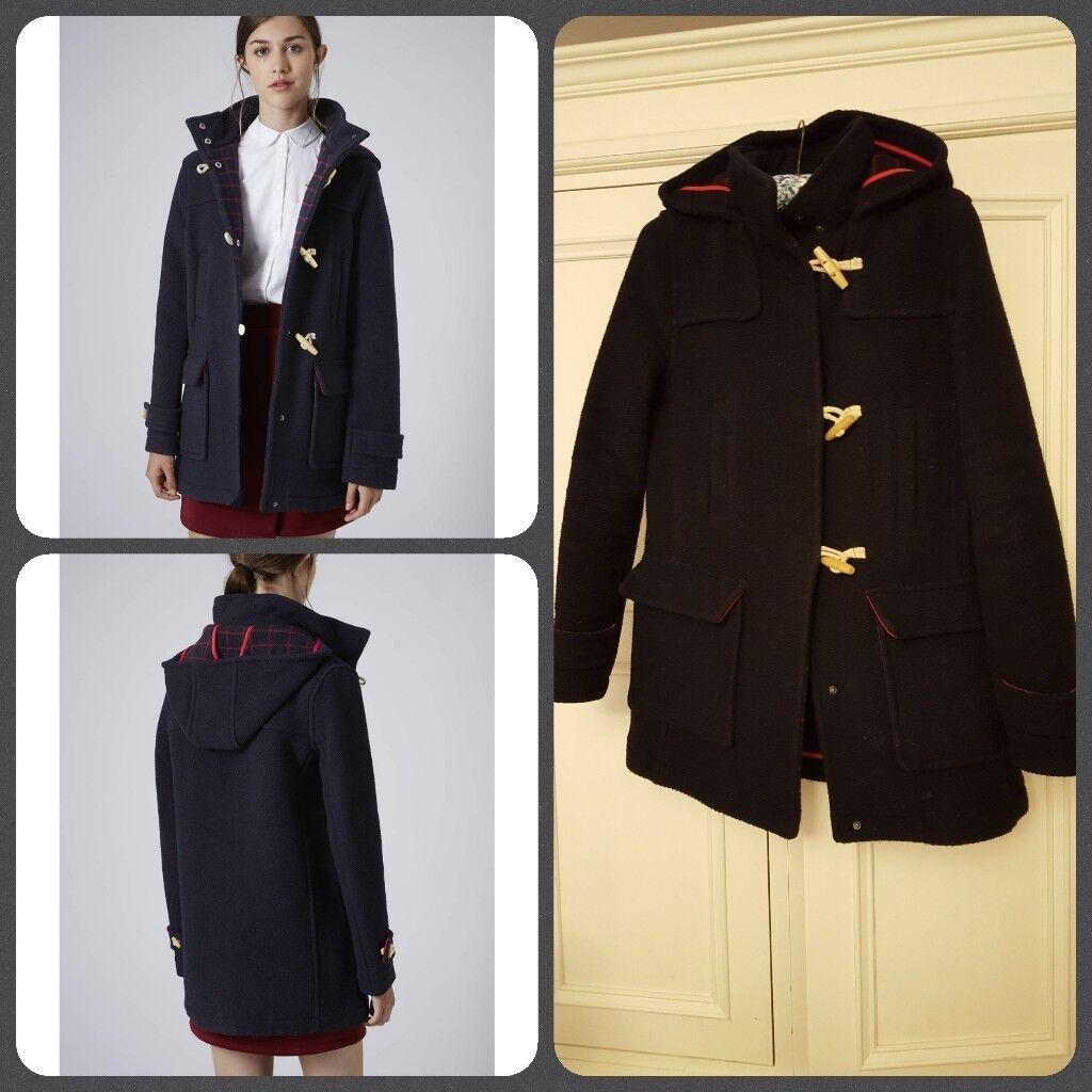 Ladies Topshop Duffle Coat Size 10 | in Hull, East Yorkshire | Gumtree