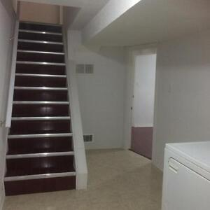 ...1 Bedroom Bachelor + 1 Bathrrom Basement located in Brampton