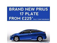 Toyota Prius PCO Car with Insurance for UBER - PCO CAR HIRE Uber READY, 2015 and 2017 Plate new car