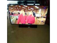 "samsung 40"" tv full HD with freeview HD"
