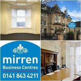 Mirren Court One - 450 sqft office to let, Renfrew Road, Paisley