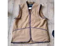 Barbour jacket pile liner