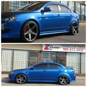 FAST Wheels DAI Wheels RTX Wheels Vision Wheels RWC Wheels GTS Wheels @Zracing .  Call 905 673 2828