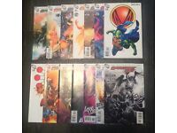 DC Comics Brightest Day Issues 0 - 24