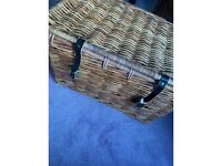 Large storage basket trunk