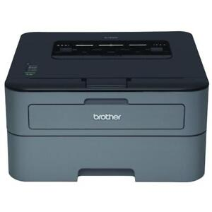 NEW Brother HL-L2320D Monochrome Laser Printer with Duplex Printing
