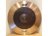 "Sabian AAX 22"" Omni Crash Ride FOR SALE"