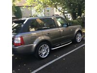Range Rover sport going for a give away price