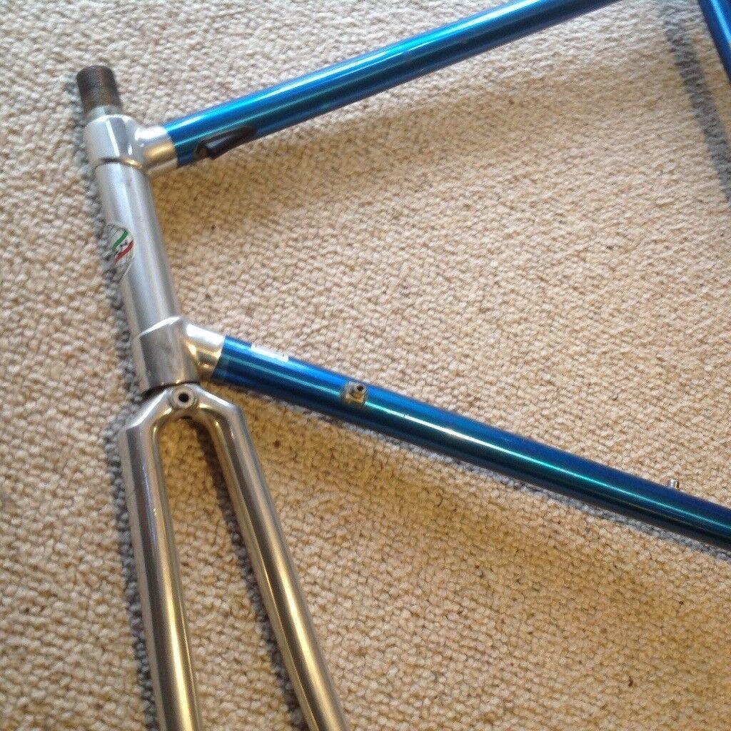 Vintage ALAN road bike frame