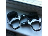 Shimano 105 pd-5700 road bike pedals