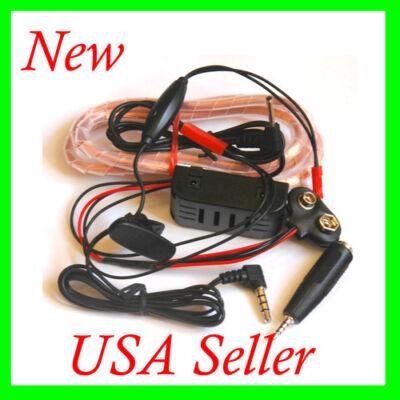 Deal!!! Secret GSM SPY Earphone Invisible Earpiece Smallest USA Design - Earphones Earpieces