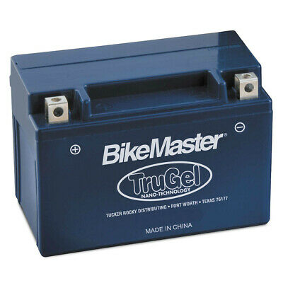 Yamaha 1975-1978 XS500 Bikemaster TruGel Motorcycle Battery - MG14L-A2