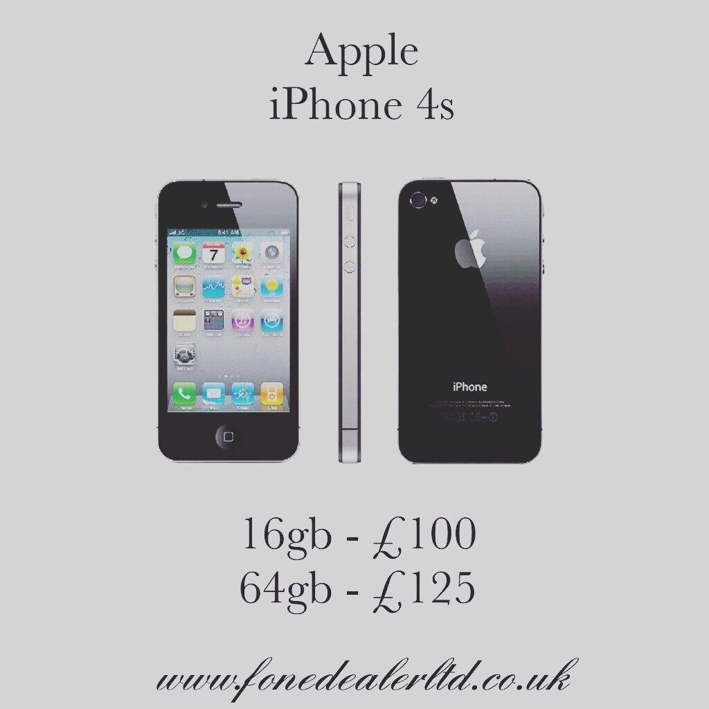 Apple iPhone 4s 64gb Unlocked