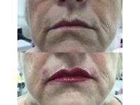 lip and eye liner permanent makeup models required.