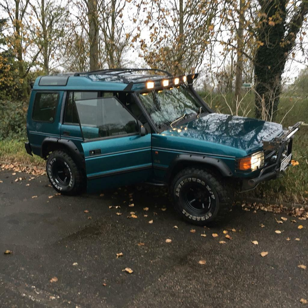 Land Rover Discovery, Off Road Ready