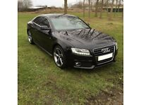 2011 AUDI A5 S LINE SPECIAL EDITION HPI CLEAR FULL SPEC FSH CHEAPEST IN THE COUNTRY A3 A4 A6 A7 A8