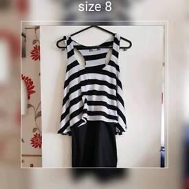Dress zebra