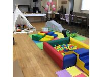 Bedlam bairns - soft play and play equipment to hire
