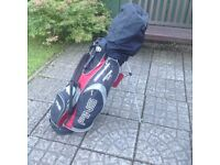 PING HOOFER C-1 CARRY/STAND GOLF BAG