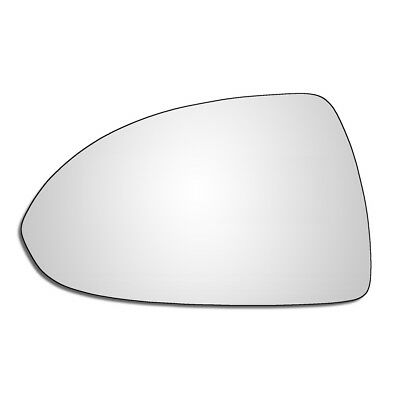 Left Hand Passenger Side Vauxhall Corsa D  E 2006 2017 Convex Wing Mirror Glass