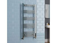 Heated towel rail radiator 1200x500 brand new