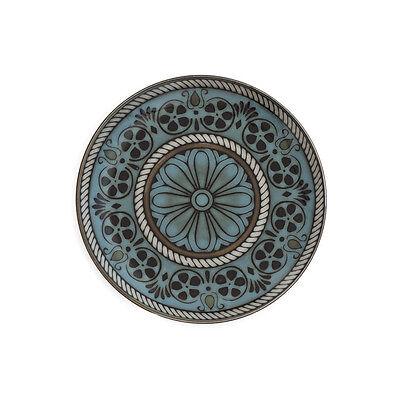 Teller Platte Marokko Genova TELL ME MORE Keramik ethno vintage chic Loft