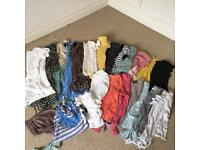 Massive bundle of ladies/girls clothes size 6/8. French connection, warehouse, topshop, new look