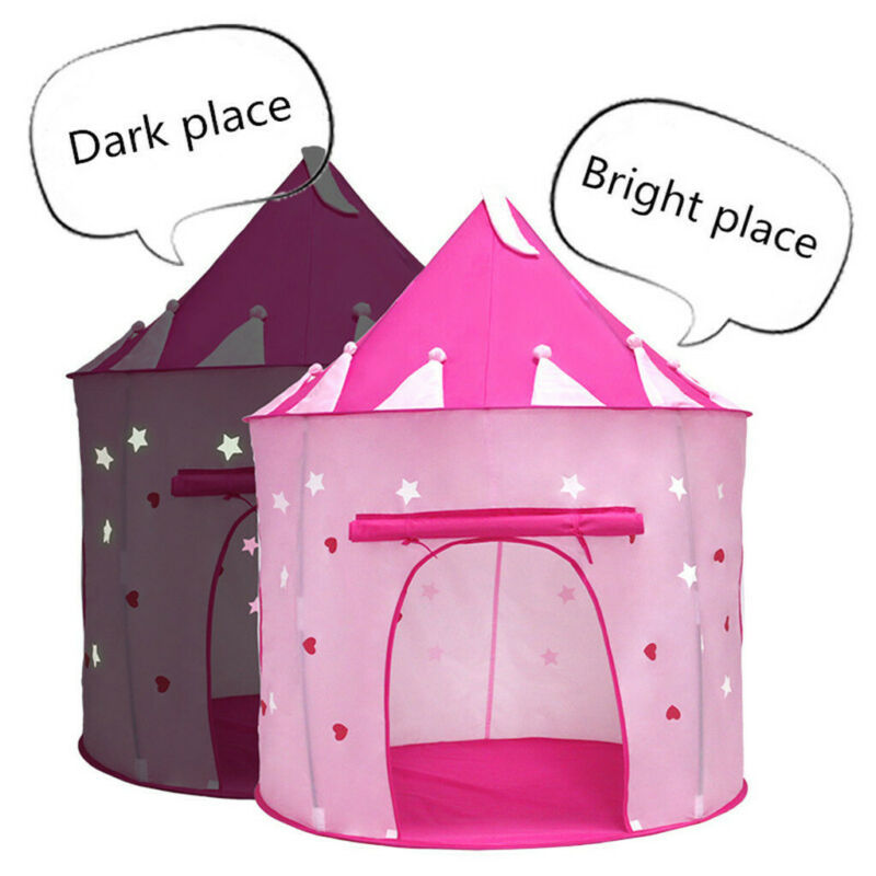 Toys For Girls Kids Children Play Tent House for 3 4 5 6 7 8